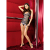 Kép 1/2 - ANAIS Chantal chemise + tanga XL EAN: 5908261612718