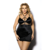Kép 1/2 - Anais Desita fekete hálóing plus size XL+     3XL-4XL EAN: 5901350517635