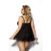 Kép 2/2 - Anais Fripa fekete babydoll plus size 5XL/6XL EAN: 5901350517581
