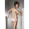 Kép 2/2 - ANAIS Kitten open white panty S EAN: 5908261618772