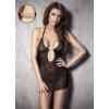 Kép 1/2 - Anais Wild Nymph chemise black XL EAN: 5908261617713