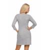 Kép 2/2 - Donna hálóruházat - Blanka női szürke hálóing 40  A/W21-22