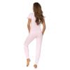 Kép 2/2 - Donna hálóruházat - Demi pink hosszú pizsama 44    A/W21-22