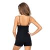Kép 2/2 - Donna hálóruházat - Kelly 1/2 fekete rövid pizsama 36   A/W21-22