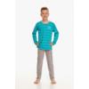Kép 1/2 - Taro 2621 HARRY fiú hosszú pizsama 104    A/W21-22