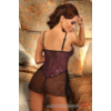 Kép 2/2 - BN6176 Beauty Night Oxalis teddy purple  S/M EAN: 5907623202932