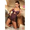 Kép 1/2 - BN6176 Beauty Night Oxalis teddy purple  S/M EAN: 5907623202932