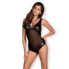 Kép 1/2 - OB5363  Leatheria teddy black L/XL EAN: 5901688225363