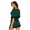 Kép 2/2 - OB9866  Sensuelia robe green  S/M EAN: 5901688229866