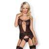 Kép 1/2 - OB3780  812-COR-1 corset & thong L/XL EAN: 5901688213780