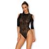 Kép 1/2 - OB0329 B130 teddy black S/M/L    EAN:   5901688230329