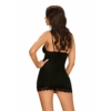 Kép 2/2 - OB0138 Diyosa chemise black XXL   EAN:   5901688230138