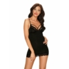 Kép 1/2 - OB0138 Diyosa chemise black XXL   EAN:   5901688230138