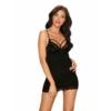 Kép 1/2 - OB0121 Diyosa chemise black L/XL   EAN:  5901688230121