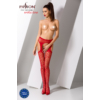 Kép 2/3 - Passion S005 garterstocking piros S/M/L     EAN:5908305948469