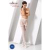 Kép 2/3 - Passion S015 garterstocking fehér S/M/L     EAN:5908305948773