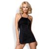 Kép 1/3 - OB5555 OBSESSIVE 824-DRE - 1 ruha + tanga L/XL EAN: 5901688215555