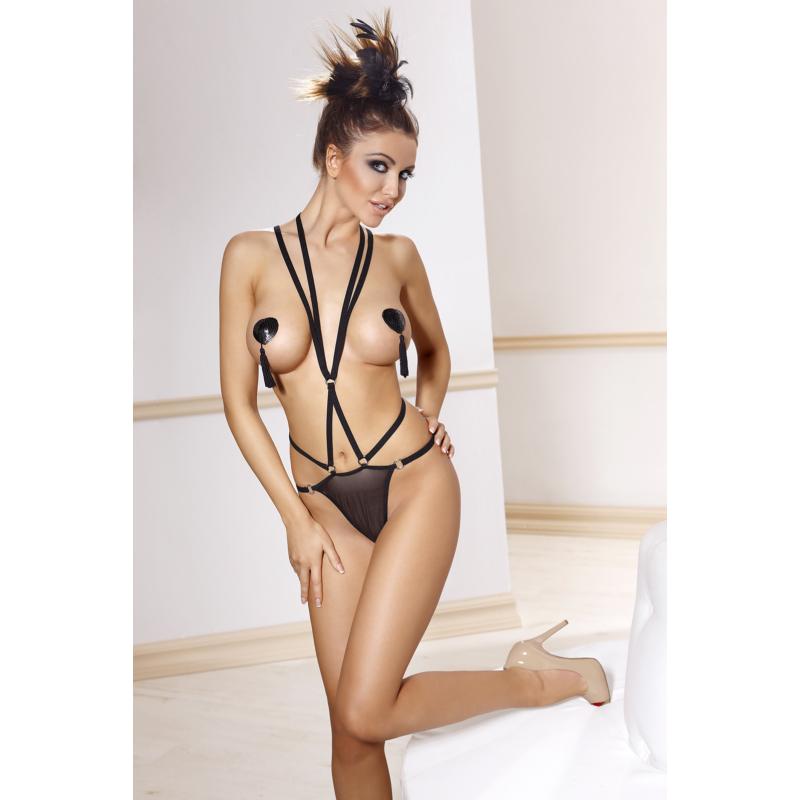 Anais Inez body black set XL EAN: 5901350501283
