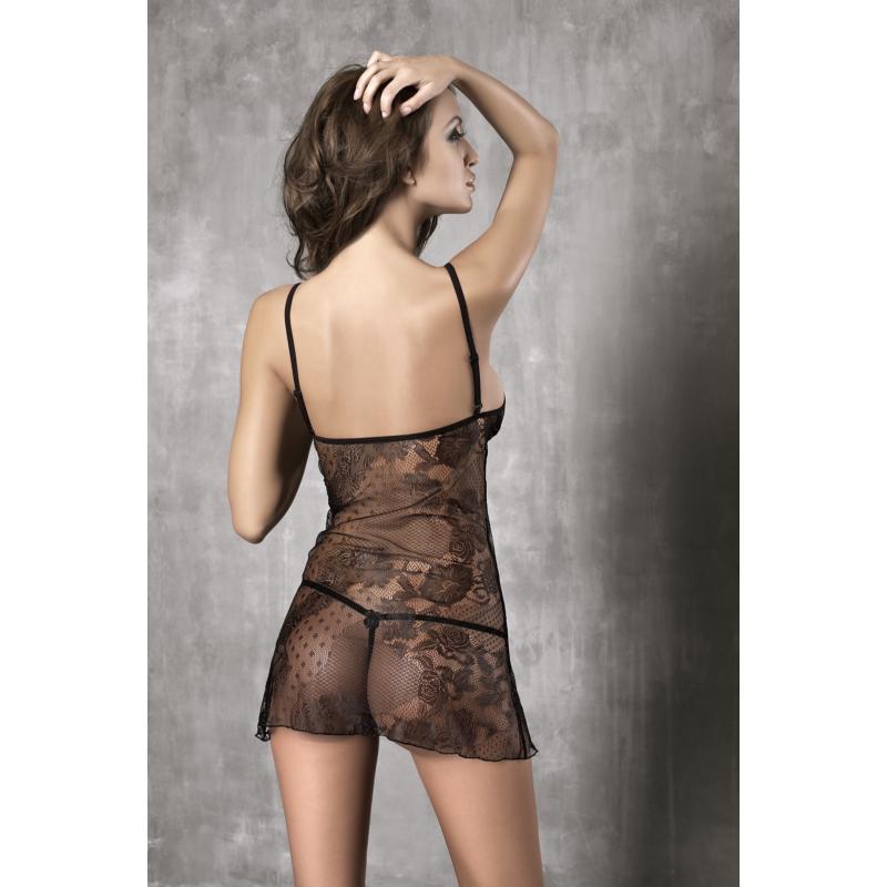 Anais Innocence black chemise XL EAN: 5908261617478
