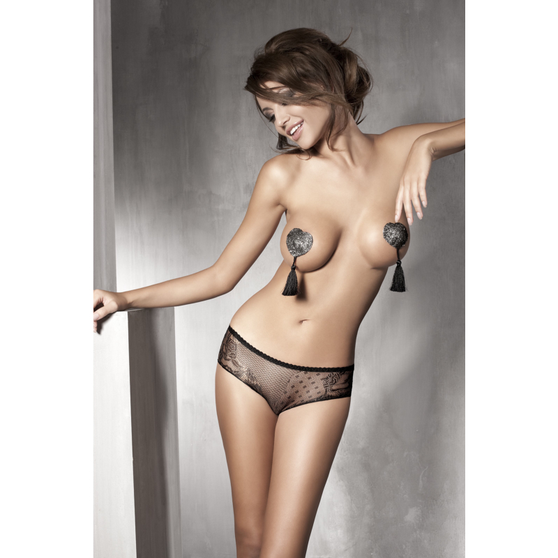 Anais Iva black panty XL EAN: 5908261619847