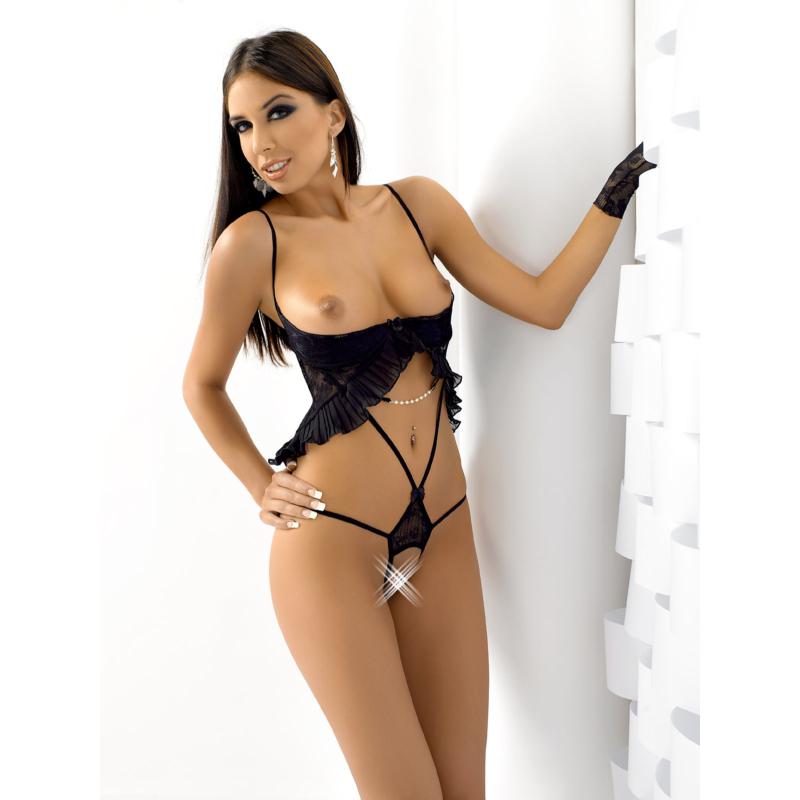 Anais Lucia body black XL EAN: 5908261611735