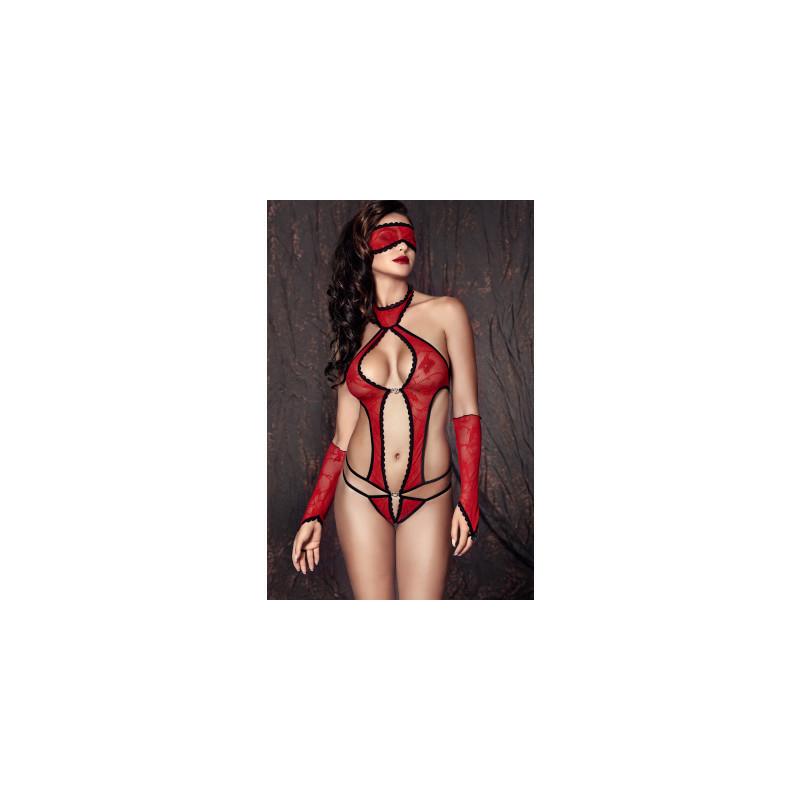 Anais Ashley red body S / Lara body S / EAN: 5901350516577