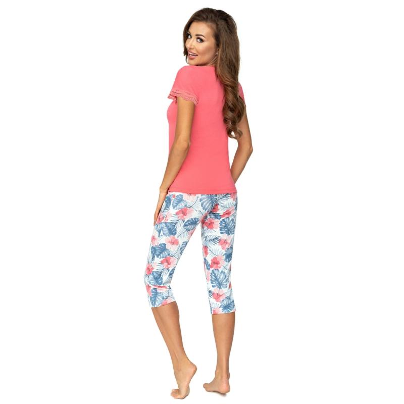 Donna hálóruházat - Mila 3/4  pizsama coral 36   A/W21-22