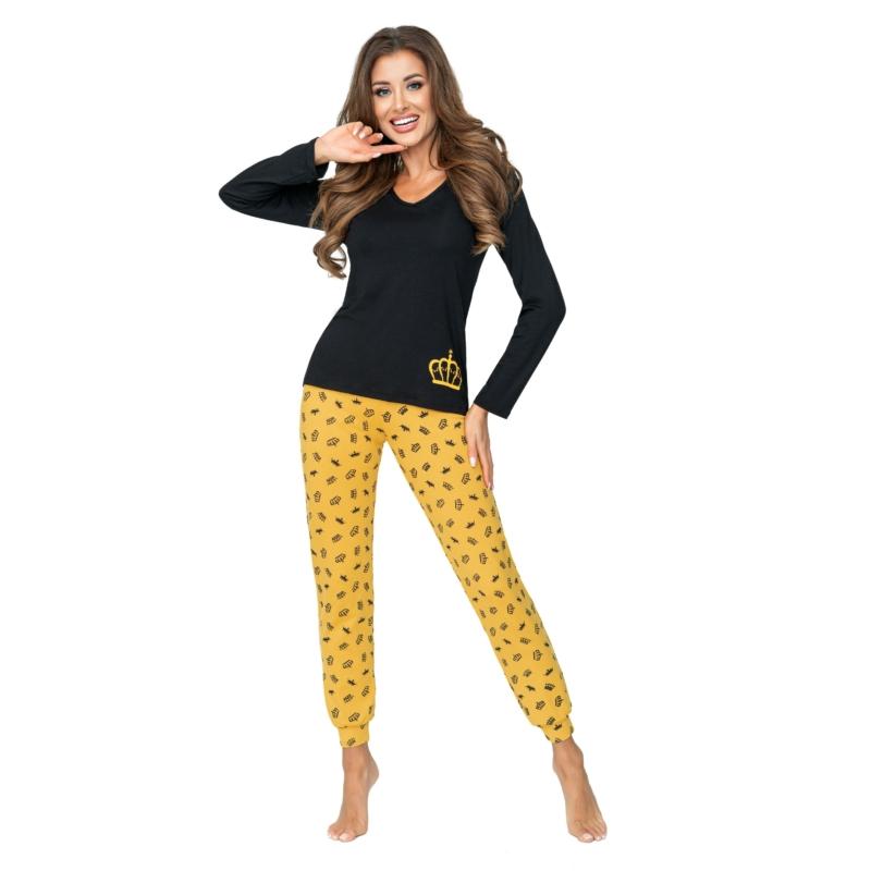 Donna hálóruházat - Princessa hosszú pizsama 42    A/W21-22