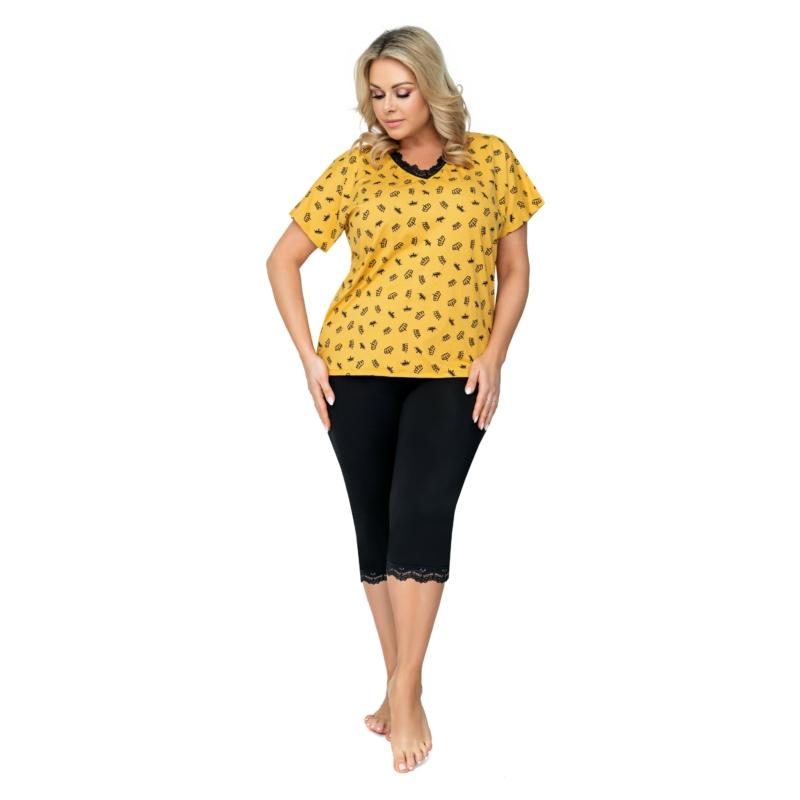 Donna hálóruházat - Queen 3/4 Plus pizsama 46    A/W 21-22