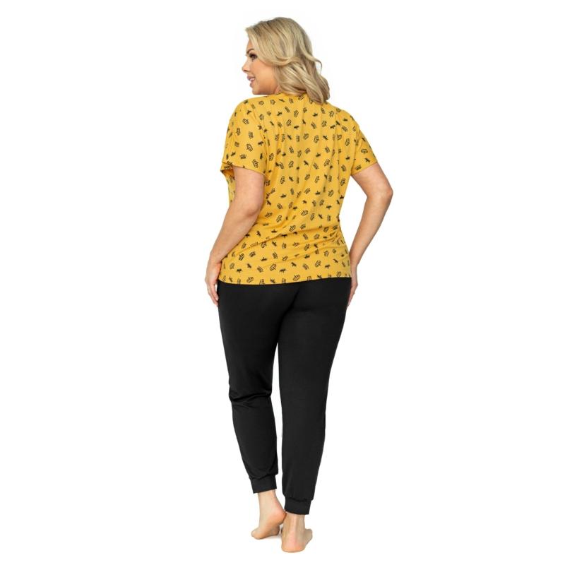 Donna hálóruházat - Queen Plus pizsama 46    A/W 21-22