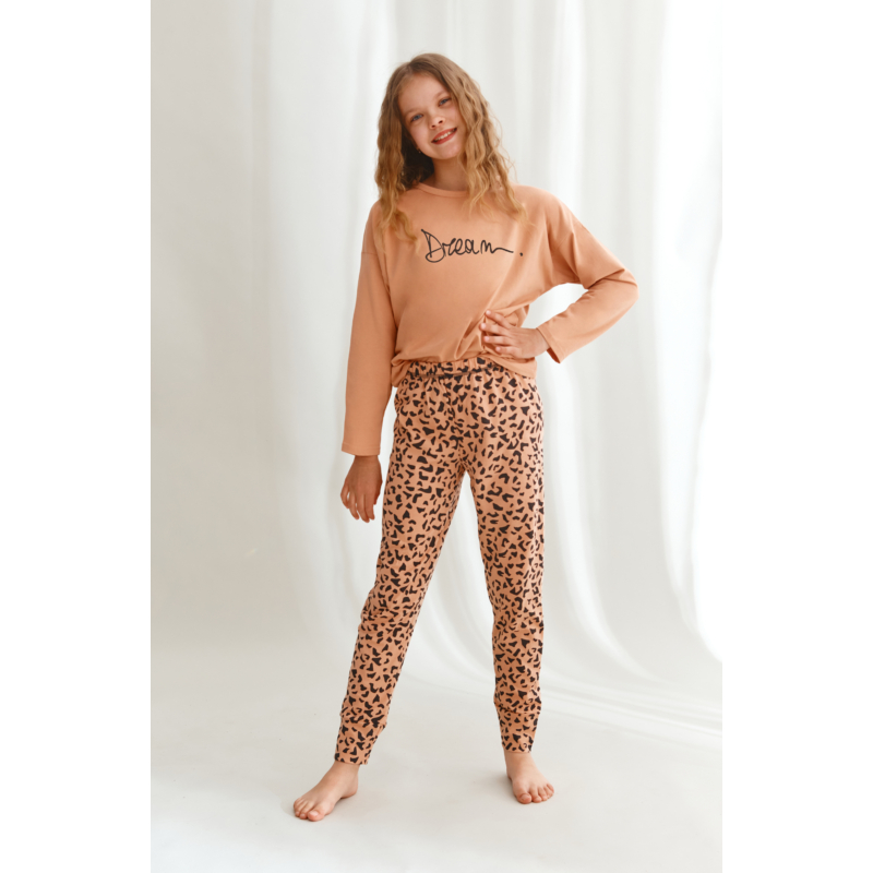 Taro 2618 SUZAN bakfis hosszú pizsama 146    A/W21-22