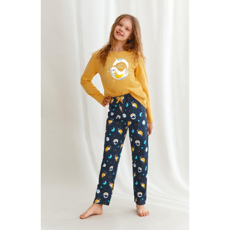 Taro 2647 SARAH bakfis hosszú pizsama 146    A/W21-22