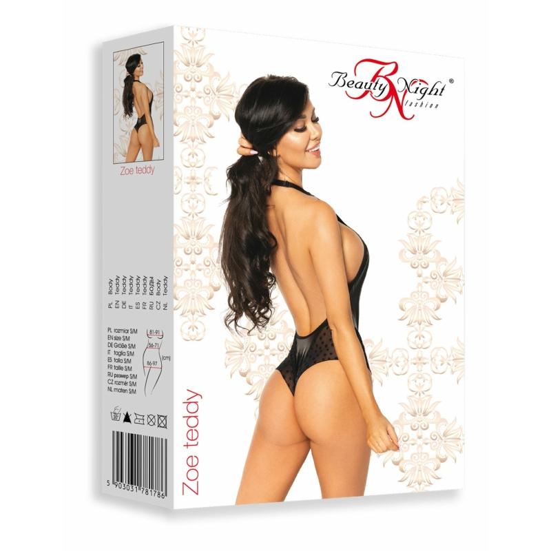 BN6599L/XL Beauty Night Zoe teddy L/XL EAN: 5903031781793