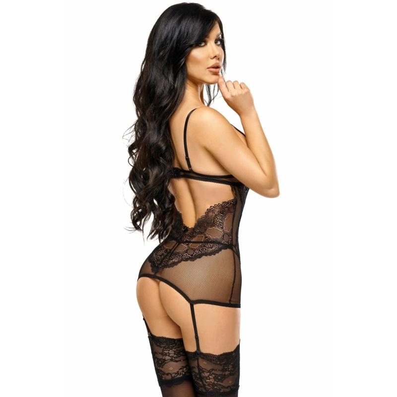 BN6565 Beauty Night Marion chemise S/M EAN: 5903031781298