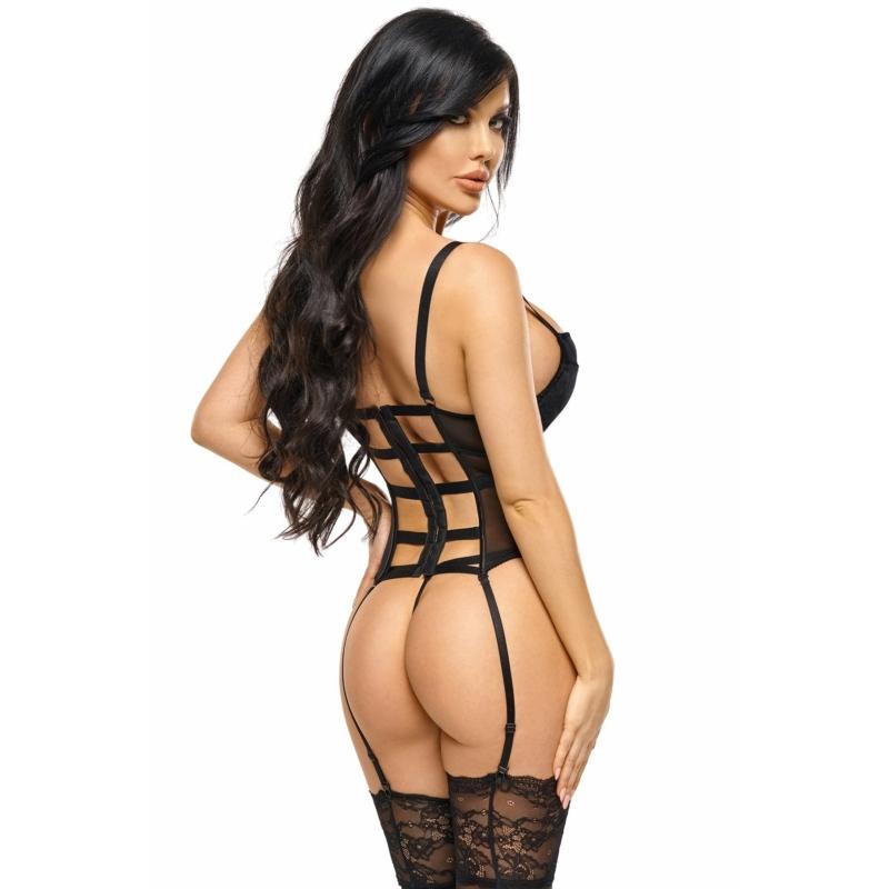 BN6564 Beauty Night Monica corset S/M EAN: 5903031781274