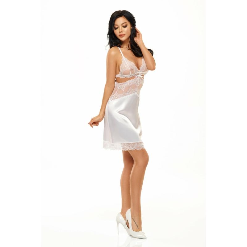 BN6531 Beauty Night Adelaide chemise white S/M EAN: 5903031780734