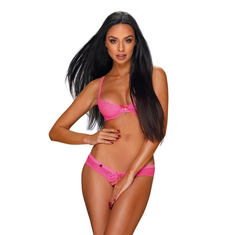 OB1326  Alabastra 2 pcs set pink L/XL   EAN:5901688231333