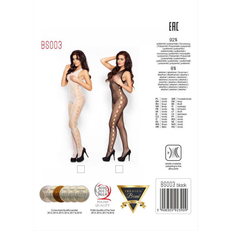Passion BS003 fehér cicaruha EAN: 5908305923916