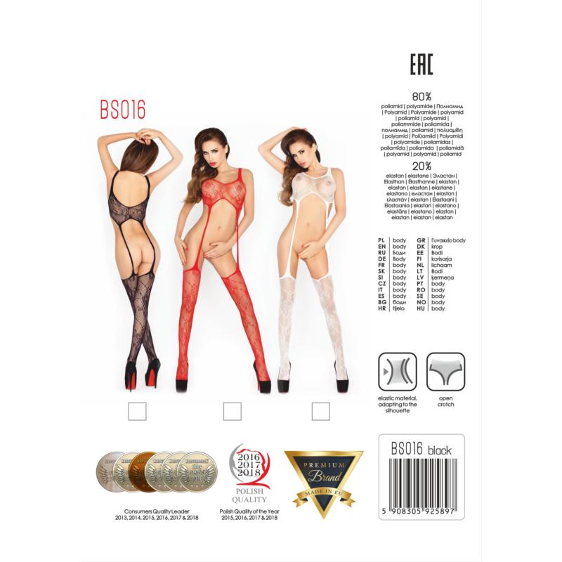 Passion BS016 fekete cicaruha EAN: 5908305925897