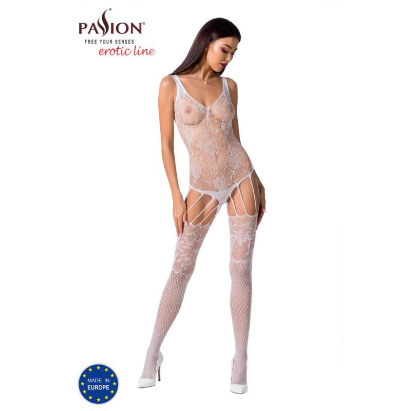 Passion BS074 fehér cicaruha EAN: 5908305951759