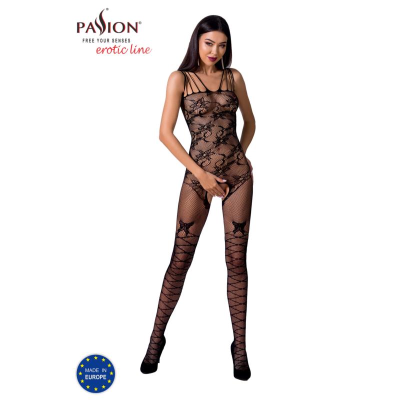 Passion BS076 fekete cicaruha EAN: 5908305951797