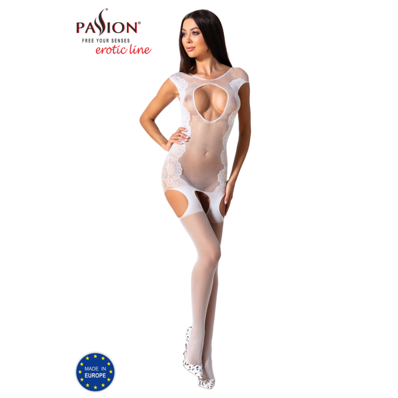 Passion BS082 fehér cicaruha EAN:5908305962809