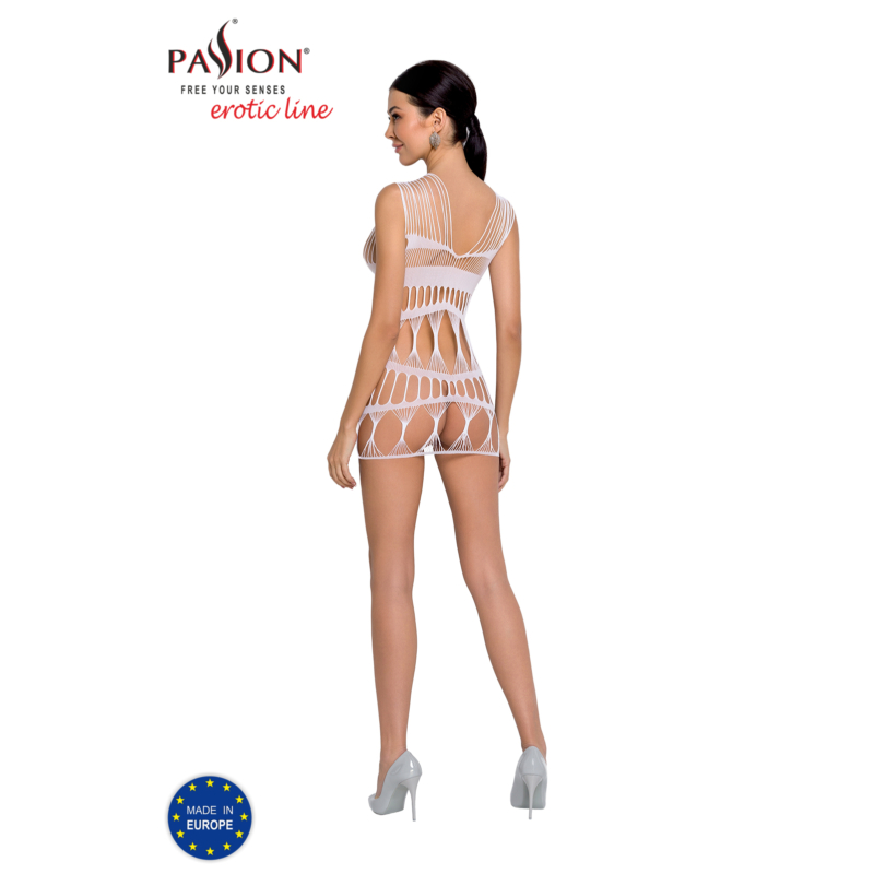 Passion BS089 fehér cicaruha   EAN:5908305963370