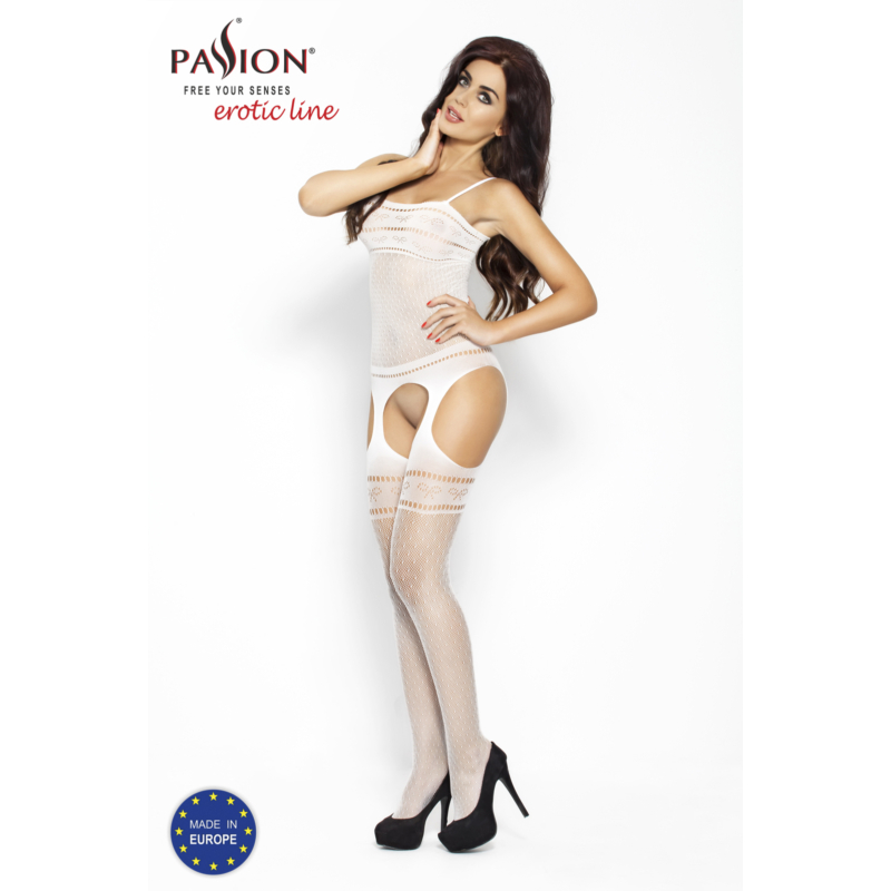 Passion BS008 fehér cicaruha EAN: 5908305924005