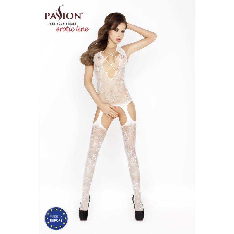 Passion BS017 fehér cicaruha EAN: 5908503925934