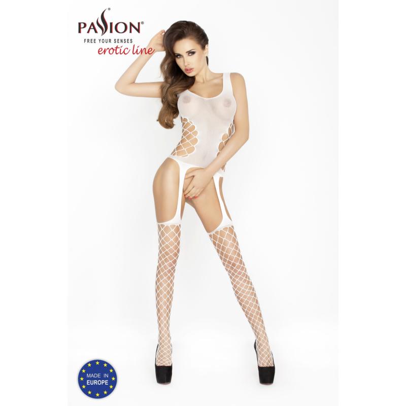Passion BS019 fehér cicaruha EAN: 5908305925972
