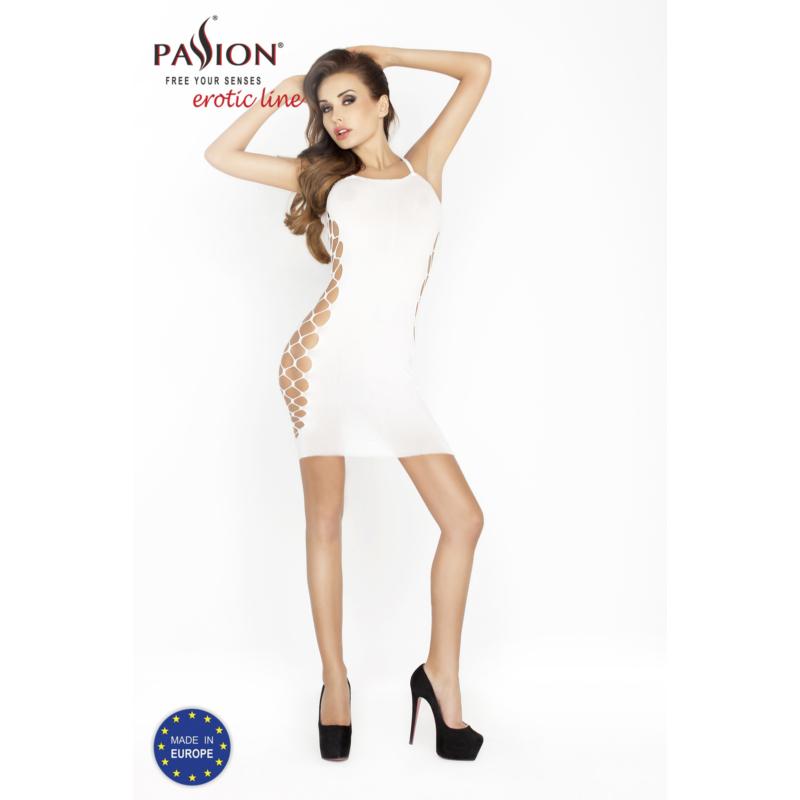 Passion BS026 fehér cicaruha EAN: 5908305926115