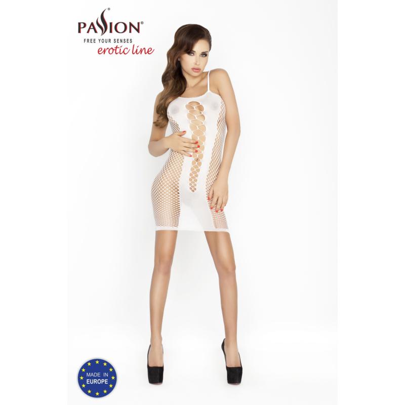 Passion BS027 fehér cicaruha EAN: 5908305926139