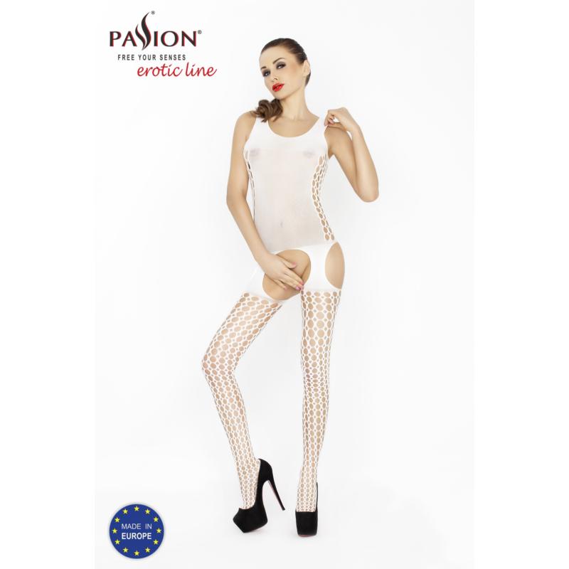 Passion BS029 fehér cicaruha EAN: 5908305926177