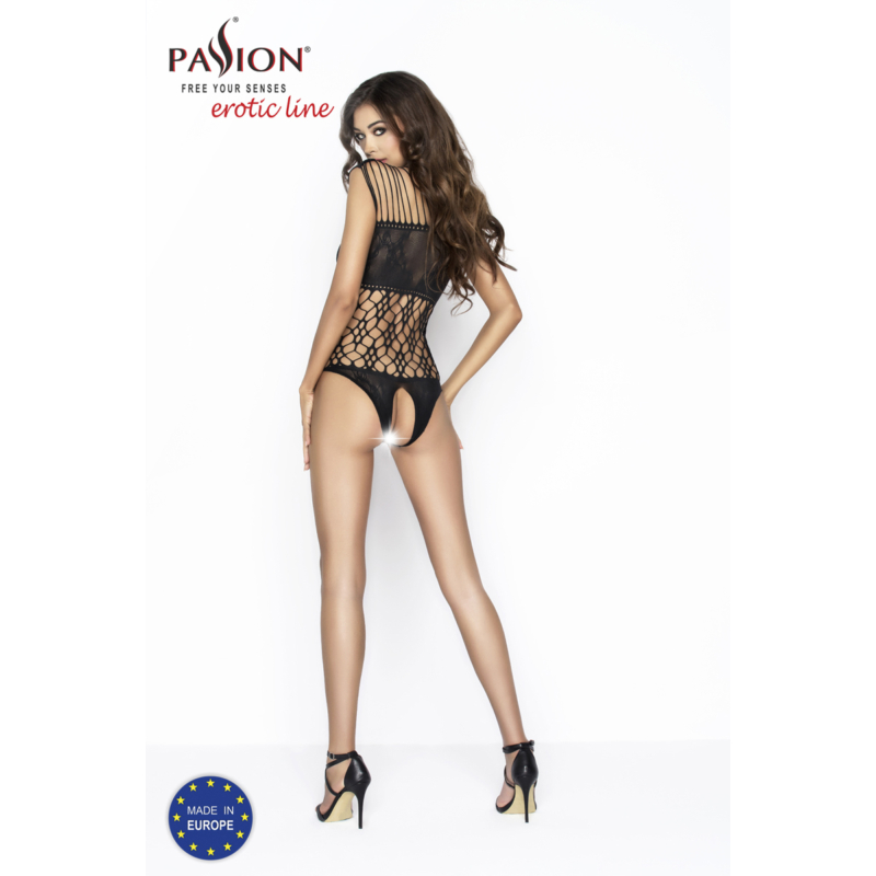 Passion BS035 fekete cicaruha EAN: 5908305929673